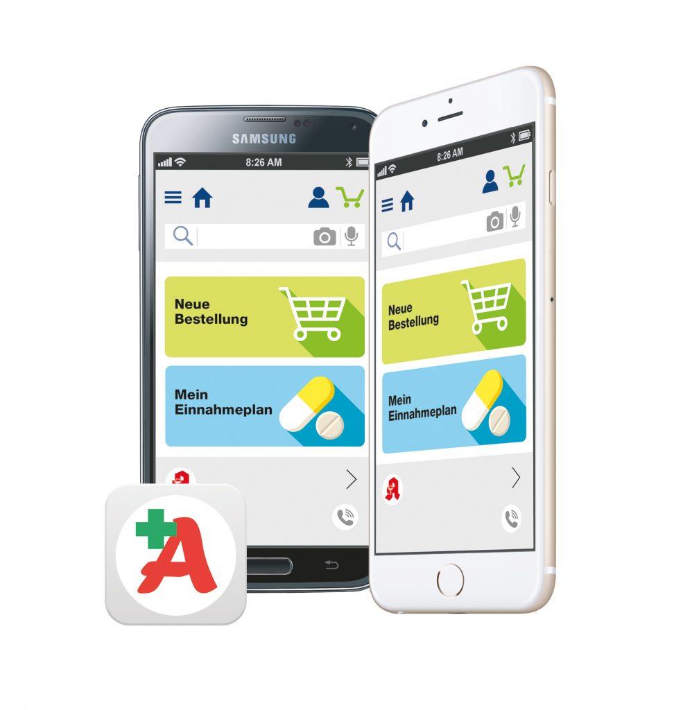 Meine Apotheke Bestell App